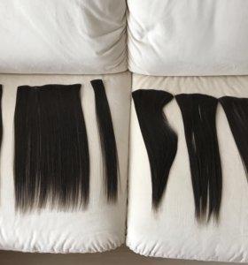 Продам искусственные волосы