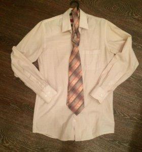 Рубашка, галстук бесплатно