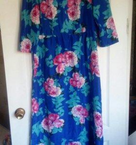 Весеннне-летнее платье