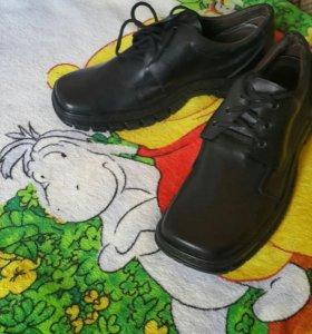 Мужзкие ботинки