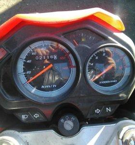Мотоцикл Yuanda 200 Leader