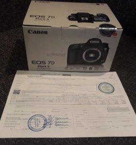 Canon 7D MarkII BODY