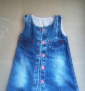 Платье 85-94см