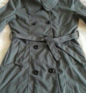 Пальто на весну. Новое!!!