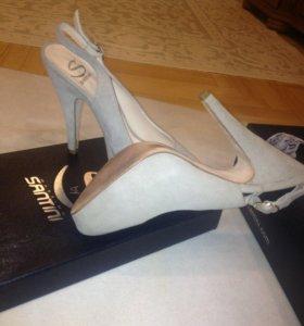 Итальянские туфли , босоножки