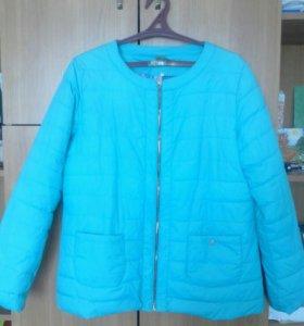 Куртка 58р весна
