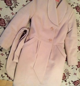 Пальто новое размер 44-48 (L)