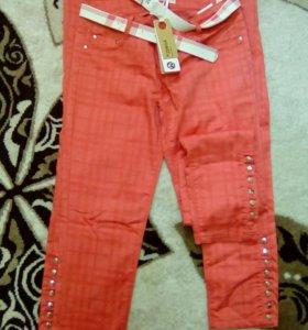 Легкие джинсы (стрейч)