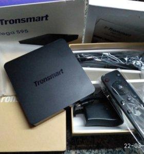 Андроид приставка Tronsmard Vega Meta S95