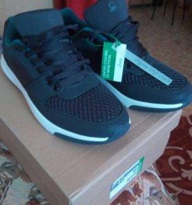 кроссовки от Benetton