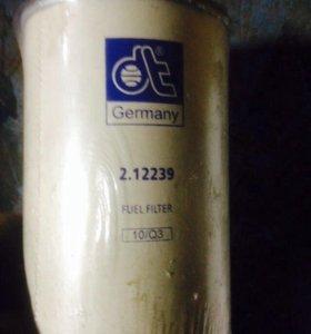 Топливный фильтр 2.12239