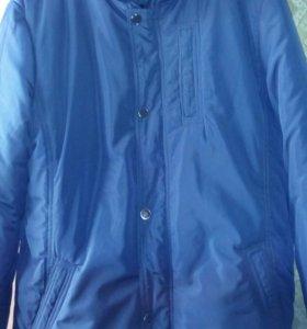 Куртка зимняя с утеплителем