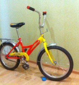 Детский велосипед Basic