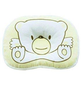 Ортопедическая подушка малышу