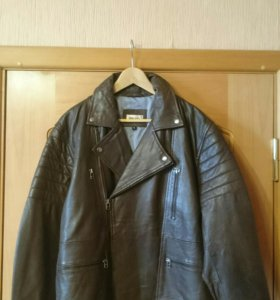 Куртка мужская кожаная Diesel