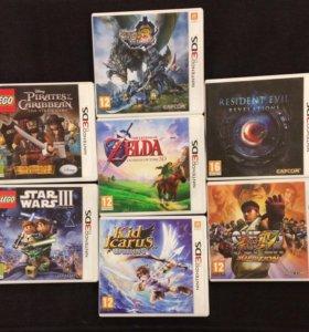 Игры на Nintendo 3DS