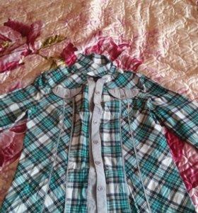 Рубашка х/б.48р.