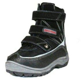 Детские зимние ботинки Sursil Ortho