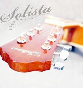 Гитара Salista FA-390C/BS