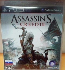 Assassins Creed III (3) PS3