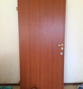 Дверь полотно 2030*810