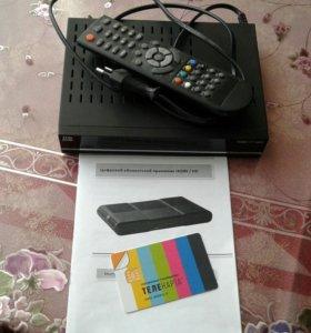 Цифровой абонентский приемник телевизору IAD85/HD