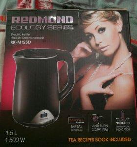 Новый чайник REDMOND RK-M125D