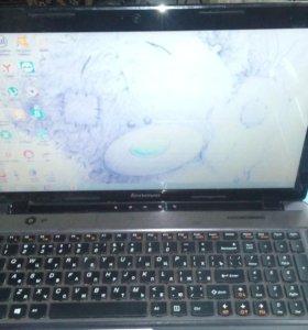 Ноутбук леново Z 585
