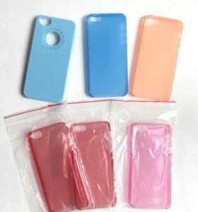Новые чехлы на iphone 5-5s