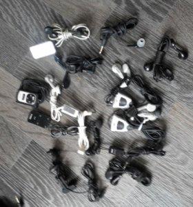 Наушники и переходники для телефонов NOKIA