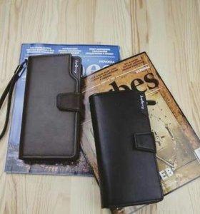 Мужской кошелек и подарок каждому