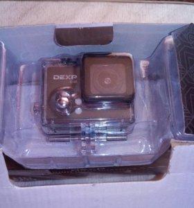 Экшн видеокамера Dexp S-40