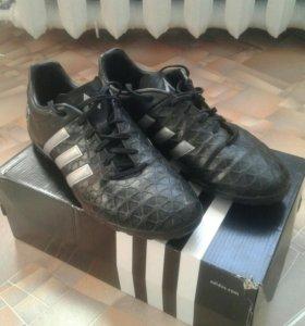 Футбольные сороконожки adidas x 15.4 in