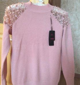Свитшот свитер кофта новый