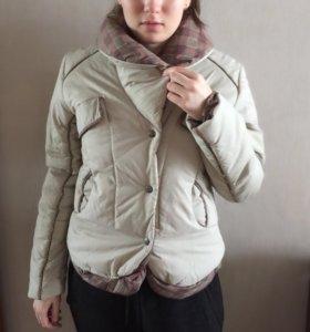 Весенняя куртка как новая