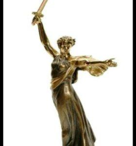 Статуэтка памятник Родина - Мать Волгоград