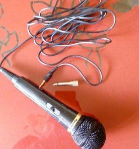 Микрофон PanasonicRP-VK21