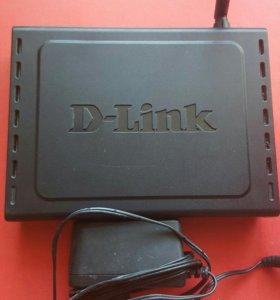 Цифровой модем D-Link