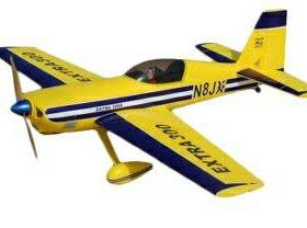Радиоуправляемый самолет HobbySky Extra 300-H PNP