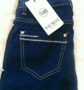 Новые, джинсы американка. Размер 40-42, 44