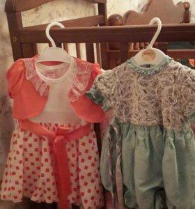 Модные,любимые платья для девочек.👗