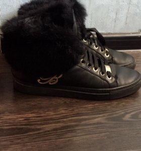 Ботинки blumarine оригинал