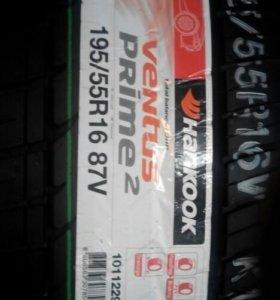 Hankook 195/55R16 ventus prime 2