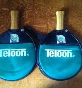 Теннисные ракетки для настольного тенниса