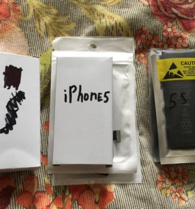 Аккумуляторы для iPhone