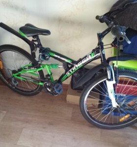 Велосипед горный stinger banzai