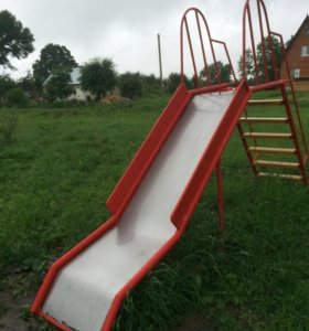 Элементы детской и спортивной площадки