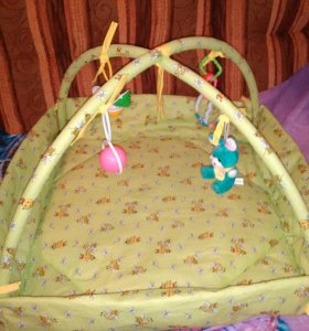 Детский коврик на заказ