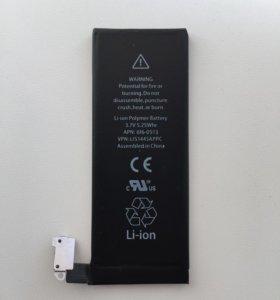 Аккумулятор IPhone 4