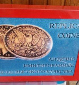 Монетный сувенирный автомат аппарат